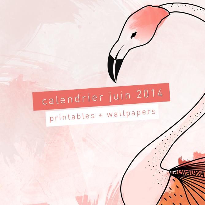 Calendrier Juin 2014